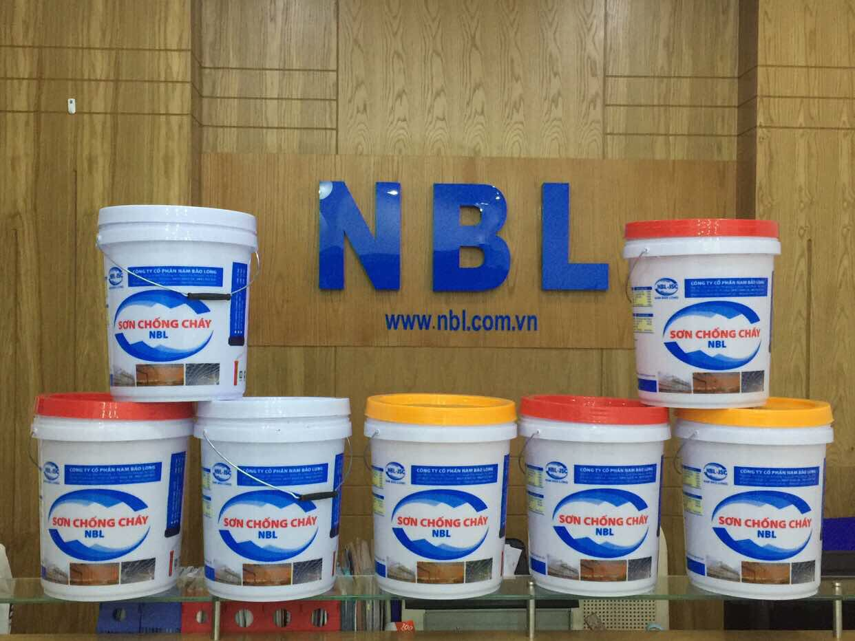 The best fireproof paint for steel in Viet nam